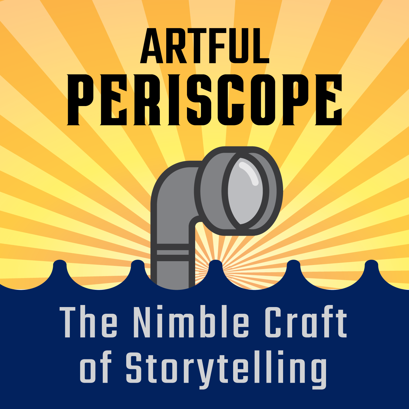 Artful Periscope- The Nimble Art of Storytelling